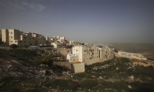 Israel Approves New Settlement Construction