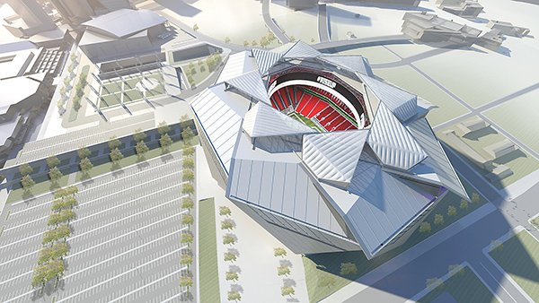 The New Atlanta Stadium and the 31 Percent