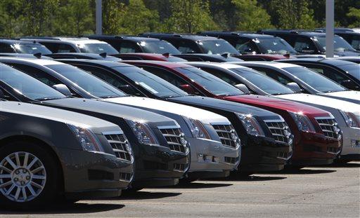 Car Makers Post Hot First-Half U.S. Sales