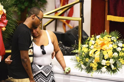 Funeral Held for Man Who Died in NY Police Custody