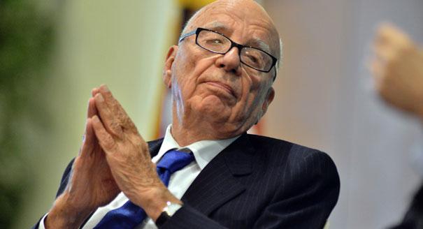 Time Warner Stock Surges on News of Murdoch Bid