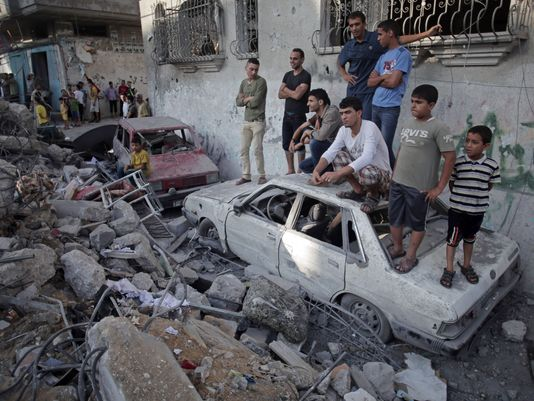 Israel Vows to Continue Airstrikes Despite Growing Pressure