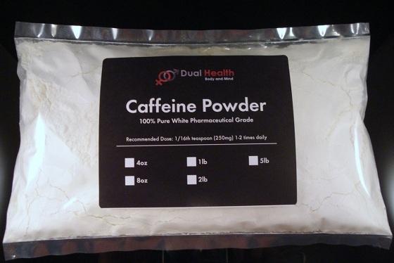 Powdered Caffeine Raises Concerns After Teen Overdoses