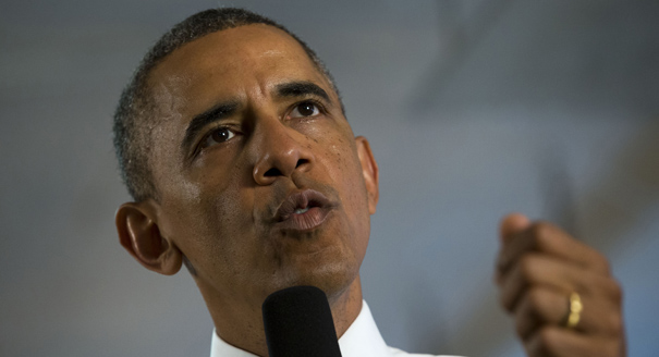 Obama's Warning: 'Right-Size' Immigration Expectations