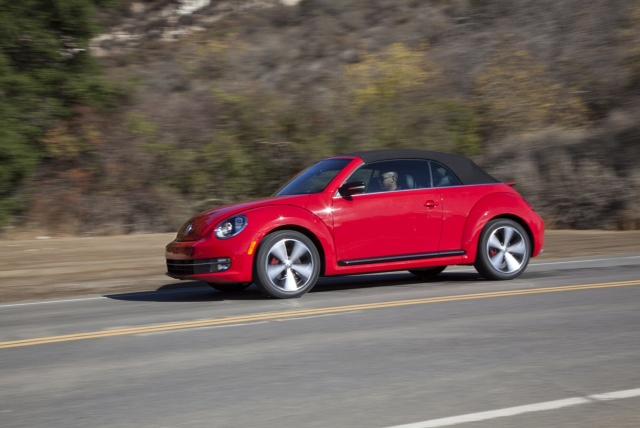 Car Review: 2014 Volkswagen Beetle
