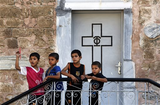 Church a Haven for Muslims in Gaza