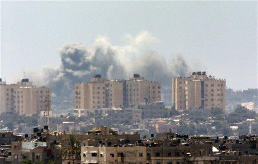 Israel Escalates Gaza Offense, Casualties Mount