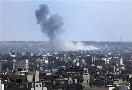 Israel Says It Has Sent Ground Troops to Gaza