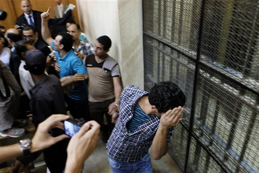 Egypt Sentences 7 to Life for Sexual Assaults