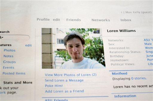 Should Online Accounts Die When You Die?