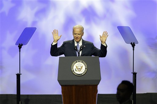 Biden Decries Voting Restrictions in NAACP Address