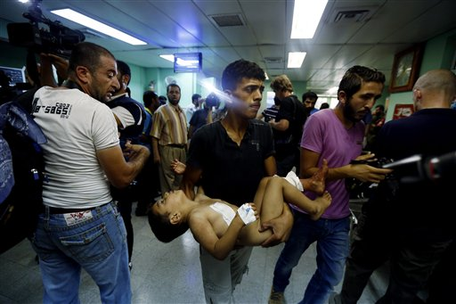 Analysis: Human Rights or Human Shields in Gaza War?
