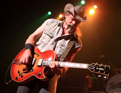 NRA's Ted Nugent Praises Use Of The Word 'Nigger'