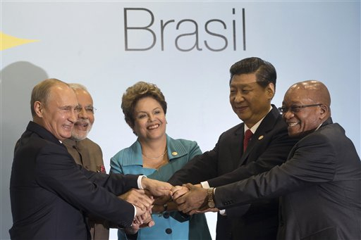 Are BRICS Trying to 'Shield' Their Corrupt Public Institutions with the New Development Bank?