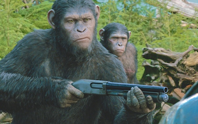 Movie Review: 'Dawn of the Planet of the Apes'
