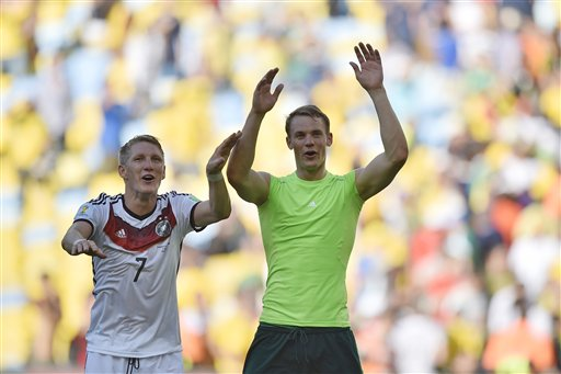 Brazil vs Germany: How Do They Compare?