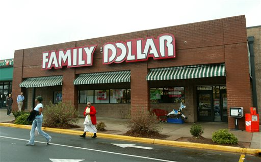 Dollar Tree Buying Family Dollar for $8.5 Billion