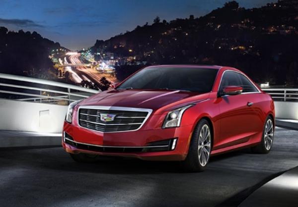Cadillac 2015 ATS Will Feature Powermat Wireless Charging
