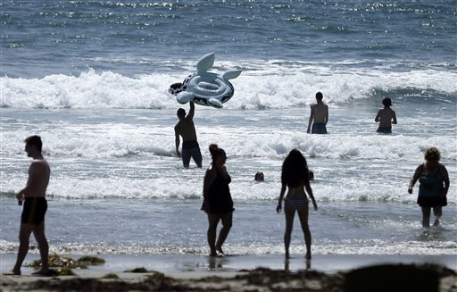 Generation of Tanners See Spike in Deadly Melanoma