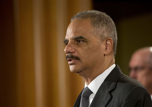 Judge Rejects Request to Hold Holder in Contempt