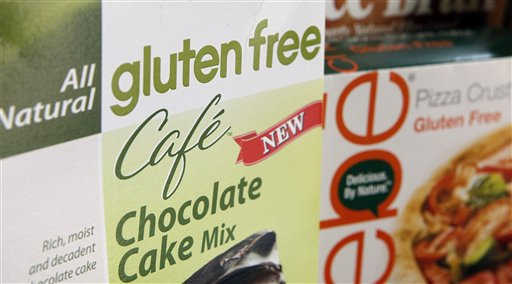 If You Think That 'Gluten-Free' Products Do Not Contain Gluten, Think Again