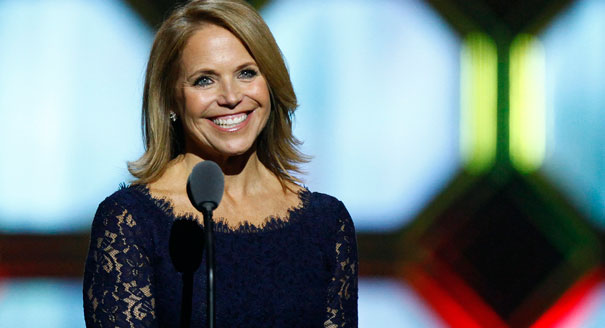 New Book Claims Katie Couric Accused Diane Sawyer of Trading Sex for Stories