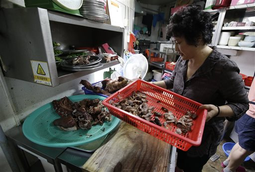 A Flavor Out of Favor: Dog Meat Fades in S. Korea