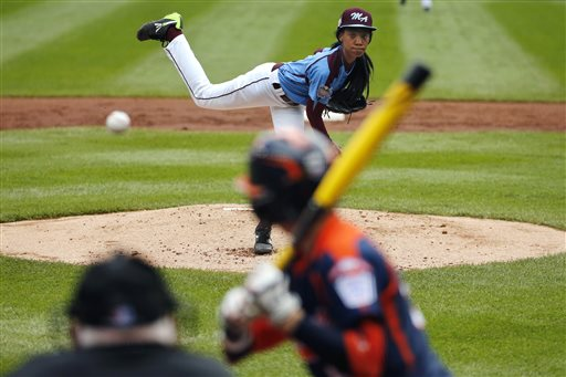 Disney Channel Developing Movie About Little League Star Mo'ne Davis