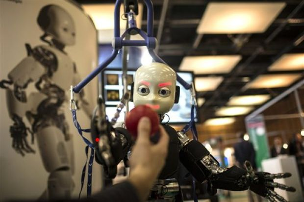 Will Robots Create Unemployable Masses?