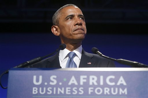 Obama Seeks 'Long Term' Partnership with Africa