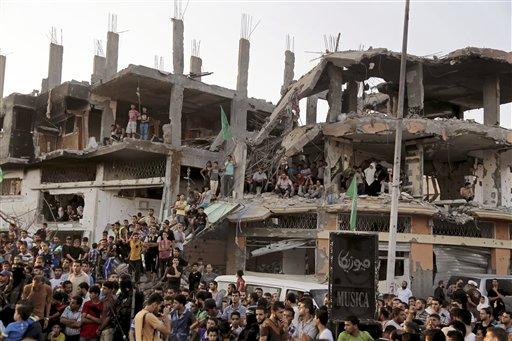 Europe Seeks Role in Postwar Gaza