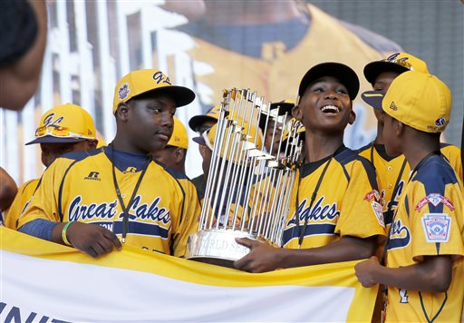 Chicago's Little League Champs Return as Heroes
