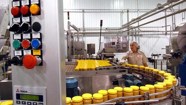 Peanut, Almond Butter Recalled for Salmonella Risk