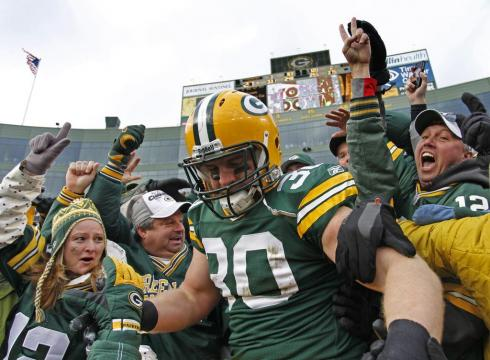 Study: Packers Have Best Fans in NFL, Broncos Fans Rank No. 2