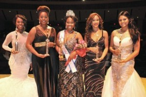 Jasmine Alexander Crowned Miss Black USA 2014