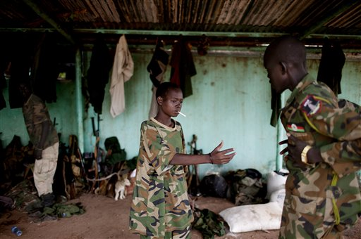 UN: 357 Child Soldiers Released in C. African Republic