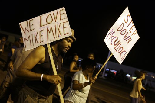 St. Louis Area Police, Protesters, Brace for More Protests