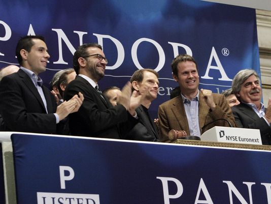 Pandora to Appeal Ruling That Could Raise Royalty Costs