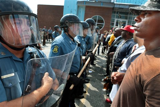The Best Reporting on Federal Push to Militarize Local Police