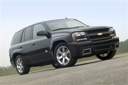 GM Issues Third Recall on SUVs That Can Catch Fire