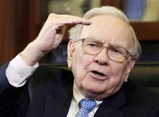 Berkshire Hathaway Stock Tops $200,000