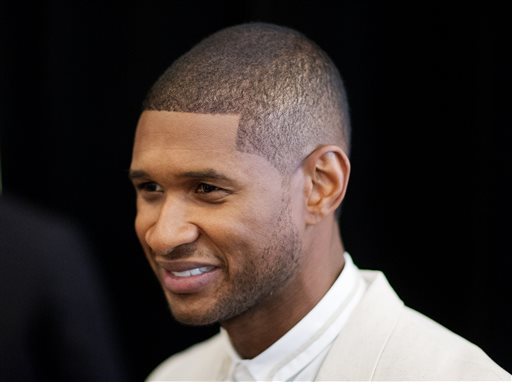 Usher 'Overwhelmed' by Supporters of Foundation