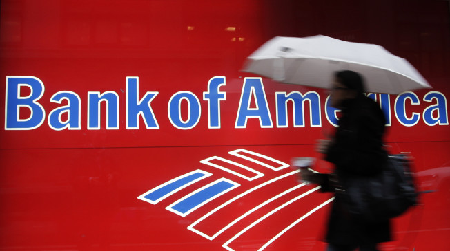 Big Legal Charge Drags Down Bank of America's Profit