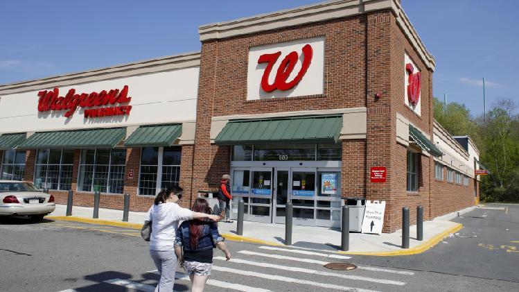 Walgreen Drops Idea of Tax Shelter