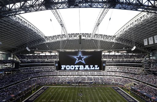 Cowboys Worth More Than $3B, Tops in NFL