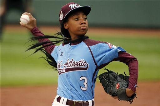Mo'ne Davis Asked School to Reinstate Baseball Player Dismissed from Team for Profane Tweet