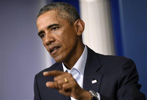 Obama: 'The Problem is Not Just a Ferguson Problem'