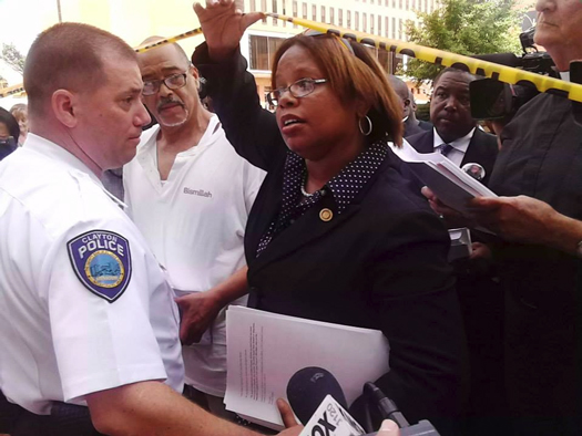 County Prosecutor Must Go, Says Justice for Michael Brown Leaders
