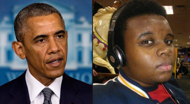 African Americans Aren't in Love with Obama's Response to Ferguson