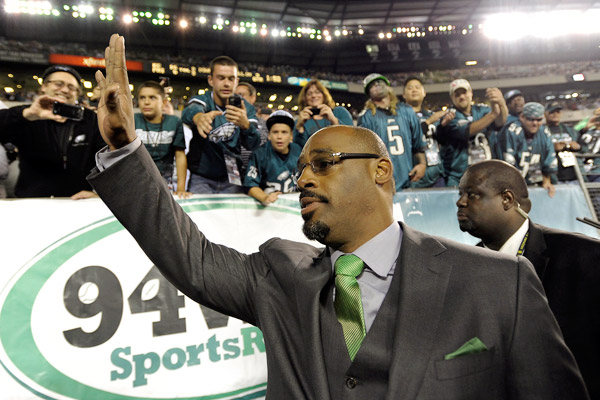 Donovan McNabb Off the Air at Fox and NBC After Arrest